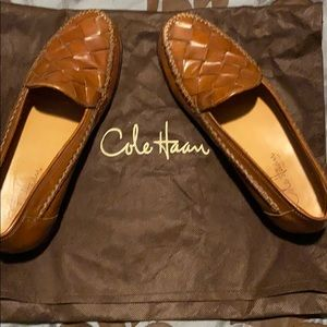 cole haan C07356 leather shoes Italian leather